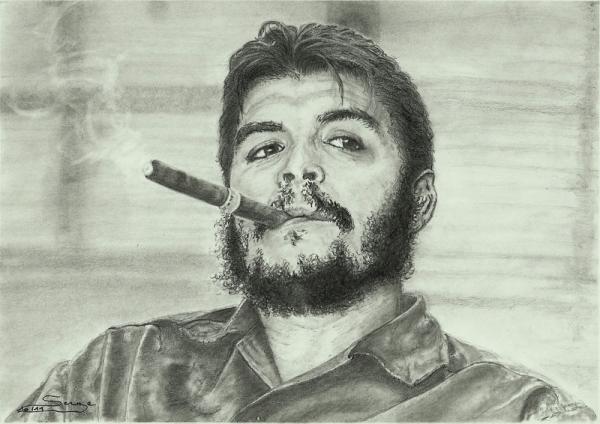 Che Guevara par SergFred